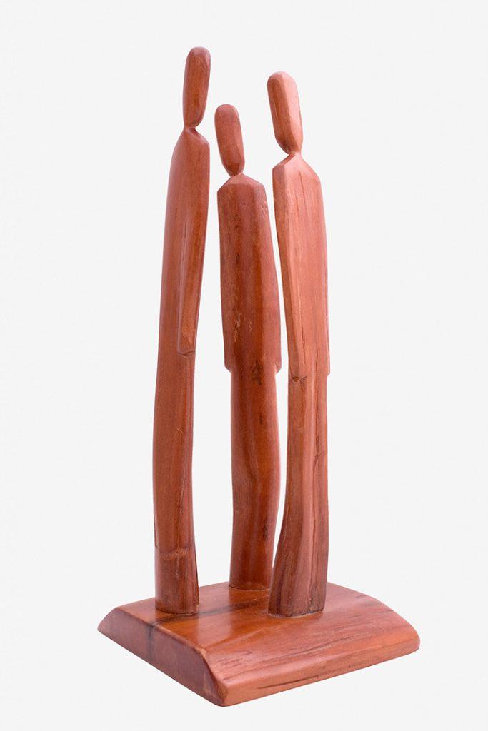 Escultura Camilo Thomé
